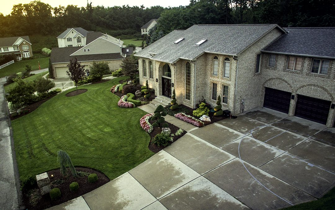 Beautiful Landscape Project by Beall's Landscaping