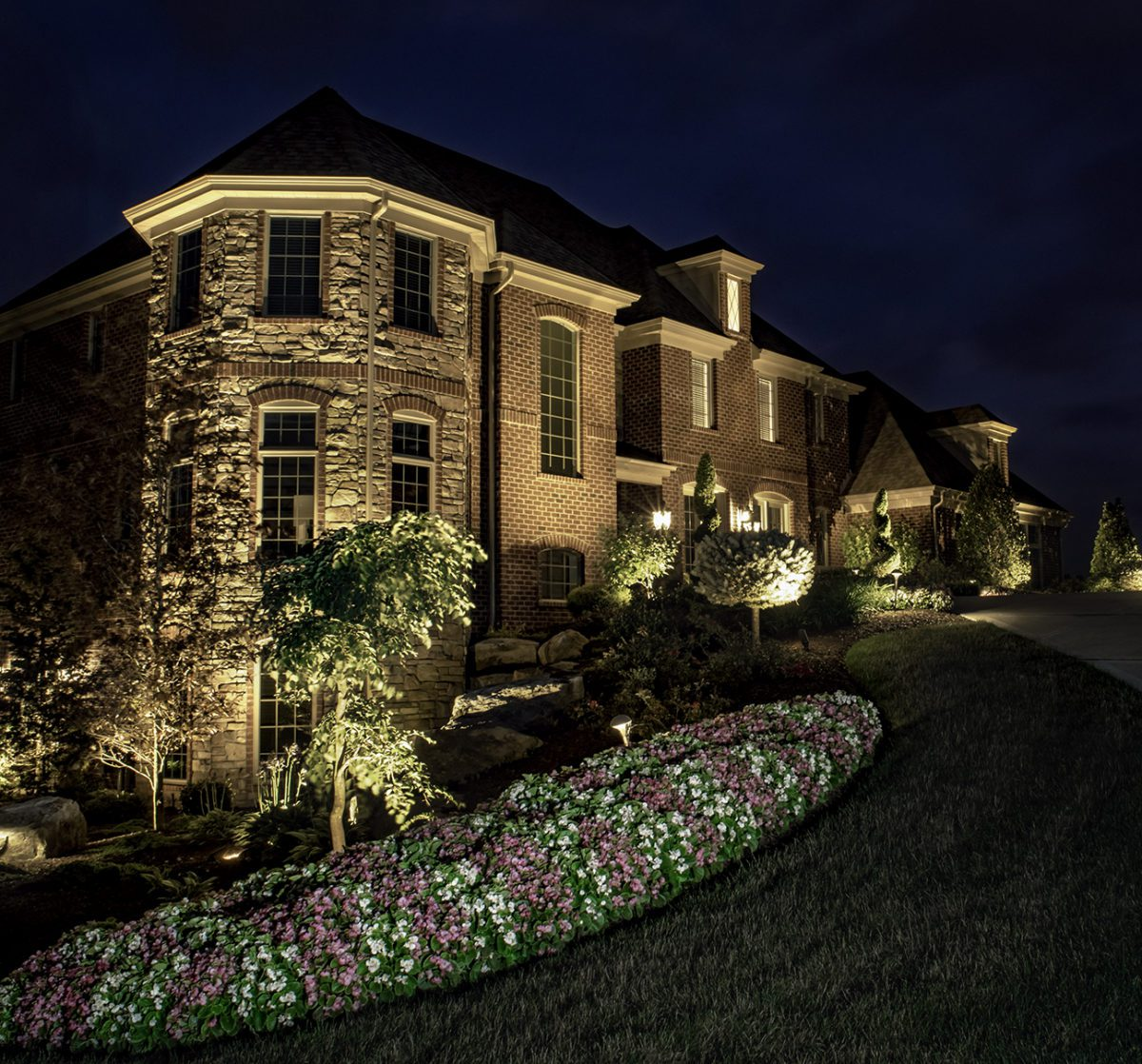 Beall's Landscaping beautiful design projects