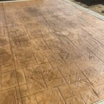 ASA Concrete Service: Residential work - patio
