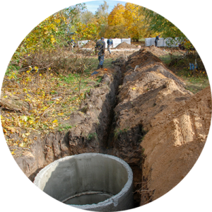 Storm Drains and sewers - Redcat site development Pittsburgh, PA