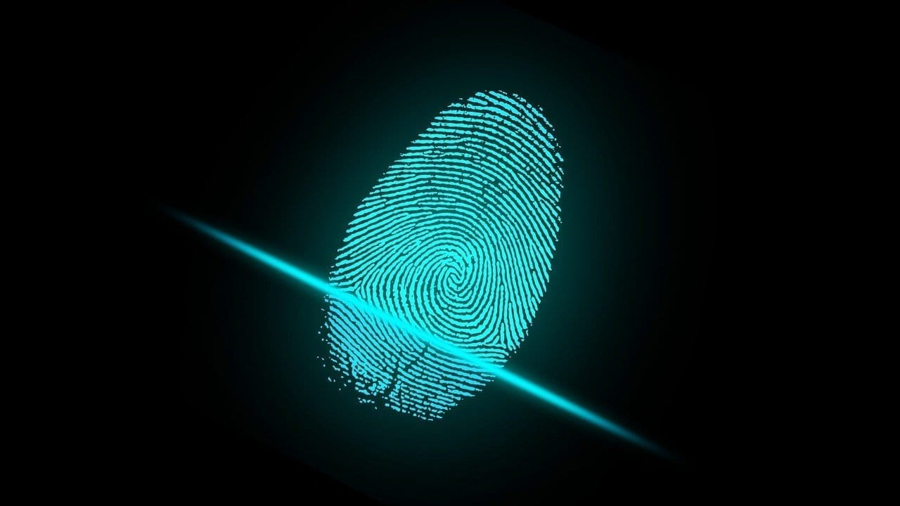 finger, fingerprint, security